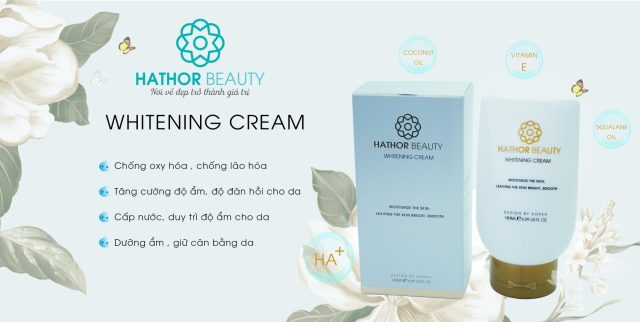 Kem Body - Whitening Cream